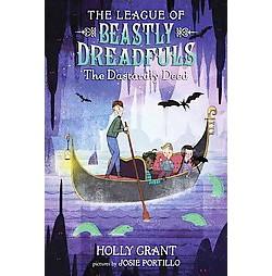 Dastardly Deed (Unabridged) (CD/Spoken Word) (Holly Grant)