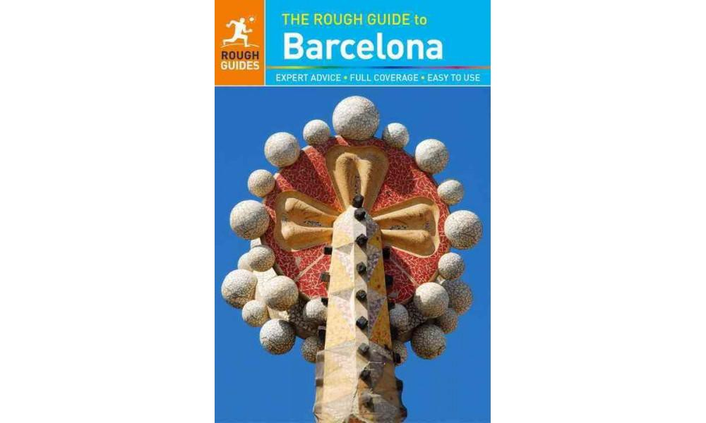 Rough Guide to Barcelona (Updated) (Paperback) (Steve Tallantyre & Greg Ward)