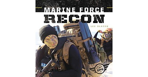 Marine Force Recon (Library) (Lee Slater) - image 1 of 1