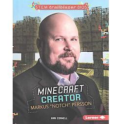 "Minecraft Creator Markus ""Notch"" Persson (Library) (Kari Cornell)"