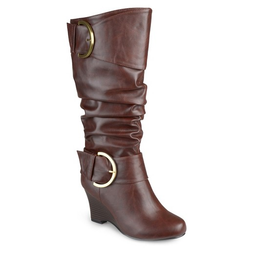 s journee collection fashion boots brown 7 target