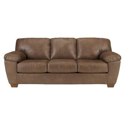 Amazon Sofa Walnut   Signature Design By Ashley