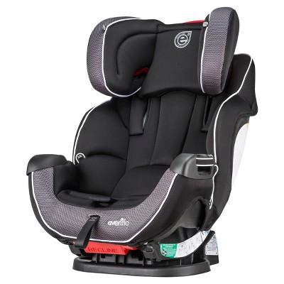 Evenflo® ProComfort Symphony DLX Convertible Car Seat Obsidian