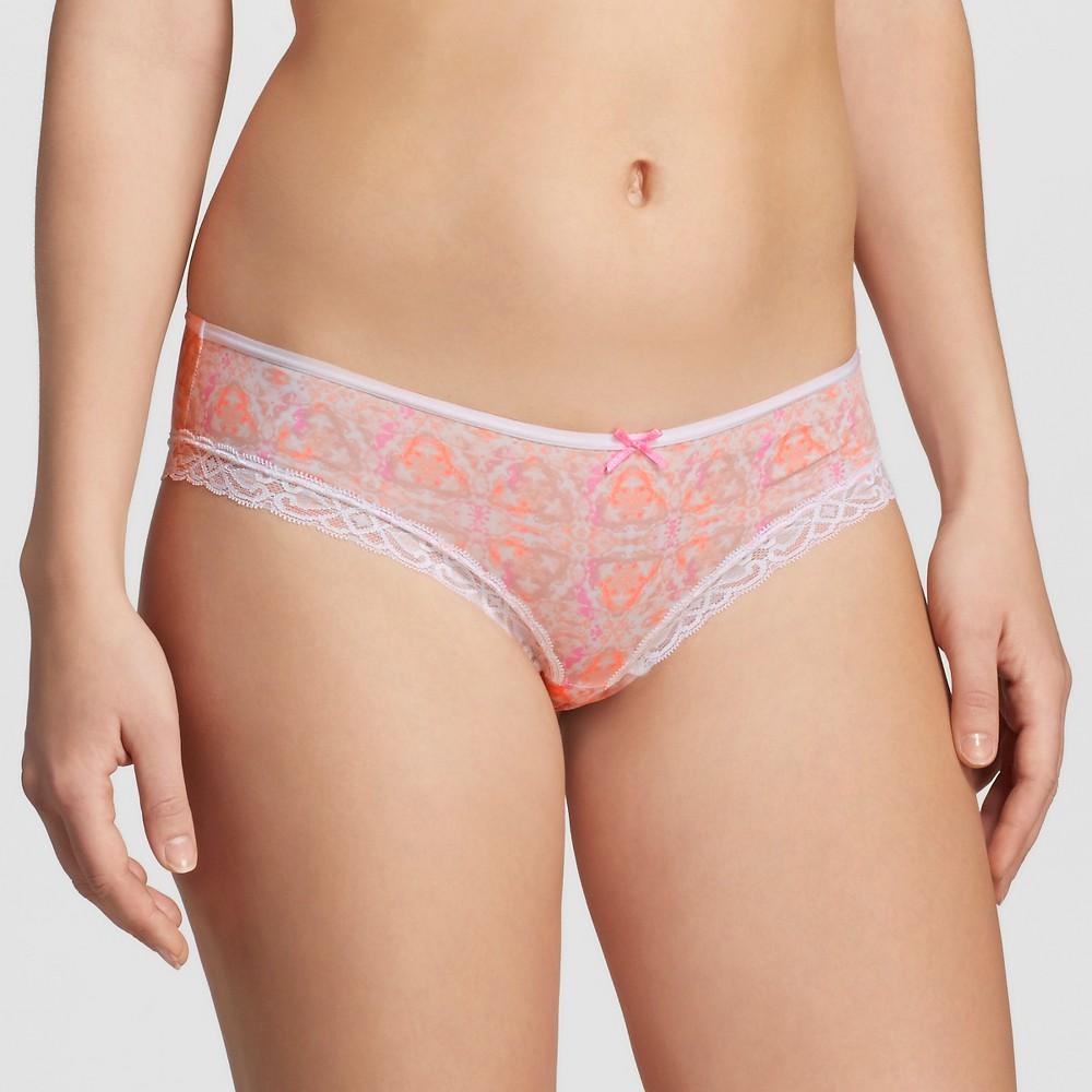 Womens Bikini Briefs - Xhilaration Bashful Pink XS