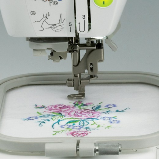 embroidery only machine