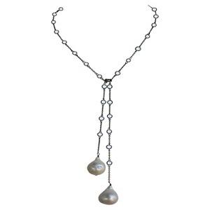 Fashion Necklace Wht, Women