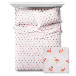 Flamingos Sheet Set - Pillowfort™