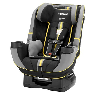 RECARO Performance Rally Convertible Car Seat- Raven