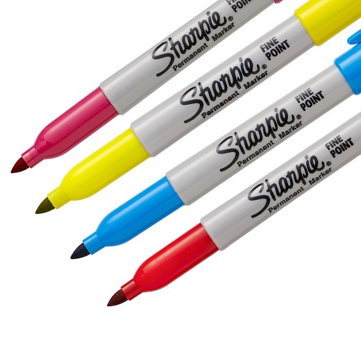 Colorful Sharpie Pens