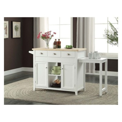 target kitchen island white kitchen carts islands target 3959