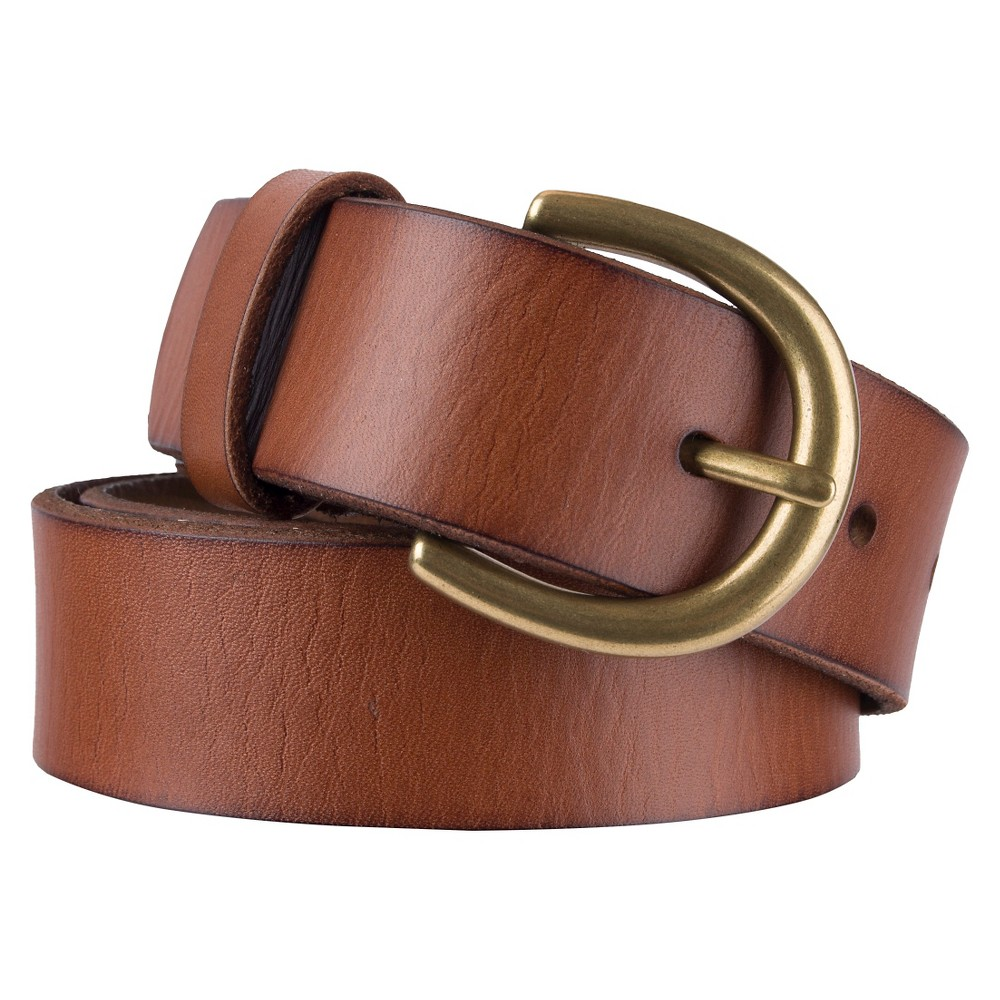 Womens Belt - Mossimo Supply Co. Cognac (Red) M