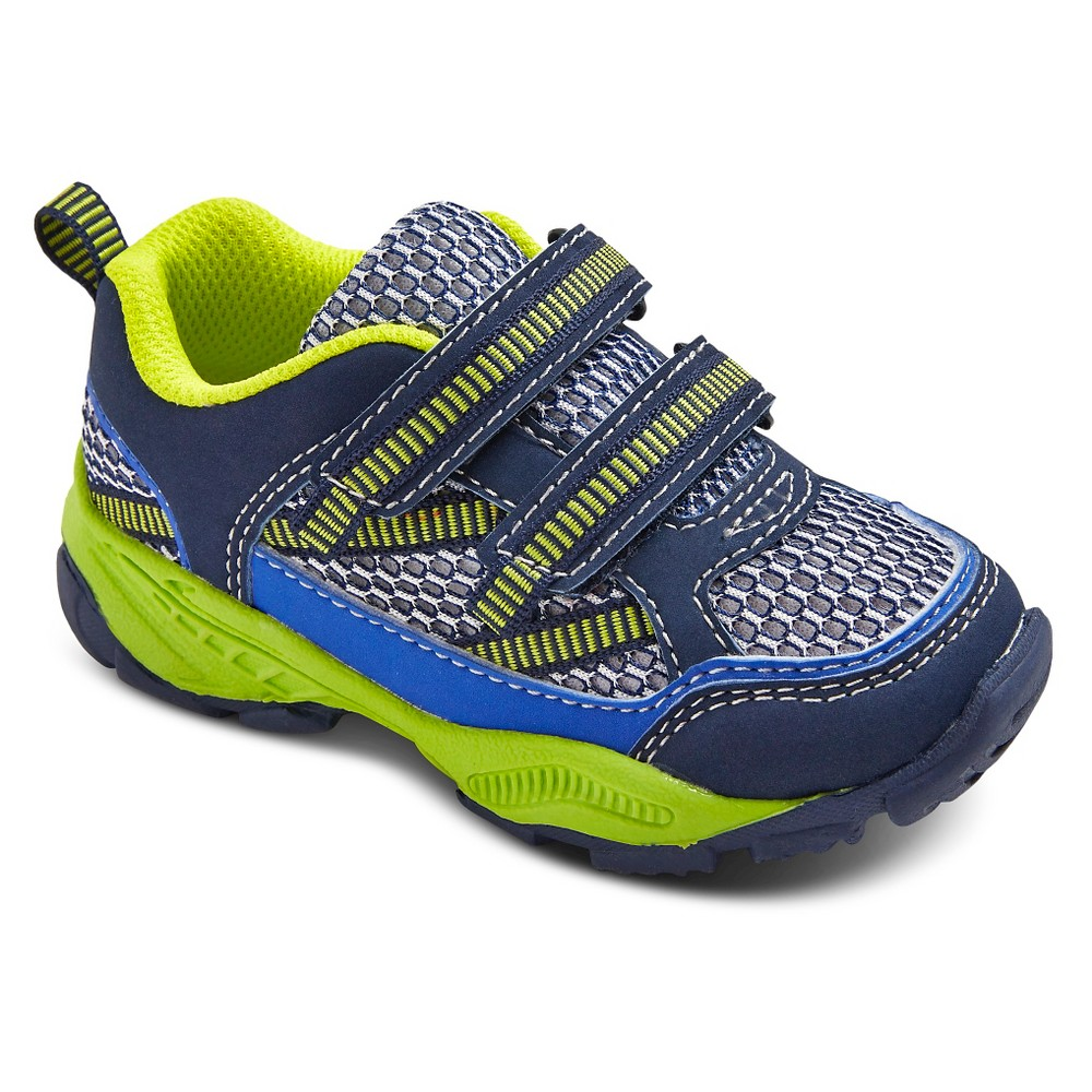 Toddler Boys' Just One You Caleb Athletic Shoes – Blue 5, Toddler Boy's