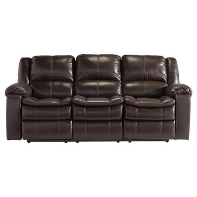 Long Knight Reclining Sofa - Ashley Furniture  sc 1 st  Target & Long Knight Reclining Sofa - Ashley Furniture : Target islam-shia.org