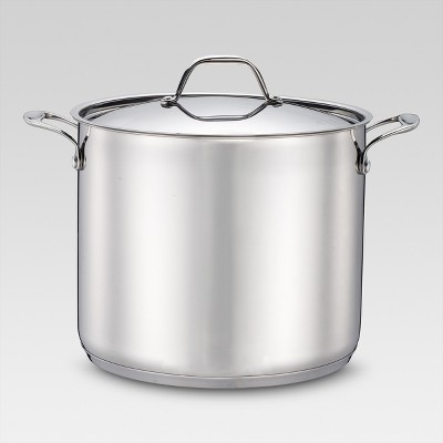 12 qt Stainless Steel Stockpot - Threshold™