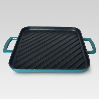 10 inch square griddle pan - Trout Stream - Threshold™