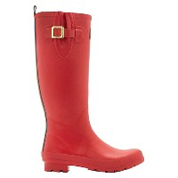 Women's Joules® Fieldwelly Rain Boots - Red. opens in a new tab.