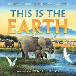 This Is the Earth (Library) (Diane Z. Shore)
