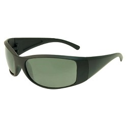 Men's Wrapped Sunglasses- Black