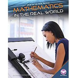 Mathematics in the Real World (Library) (Christine Zuchora-Walske)