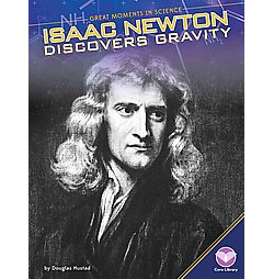 Isaac Newton Discovers Gravity (Library) (Douglas Hustad)