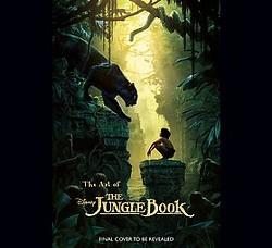 Art of Disney The Jungle Book (Hardcover) (Ellen Wolff)