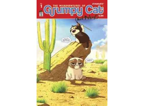 Misadventures of Grumpy Cat and Pokey! 1 (Hardcover) (Ben Mccool & Ben Fisher & Royal Mcgraw) - image 1 of 1