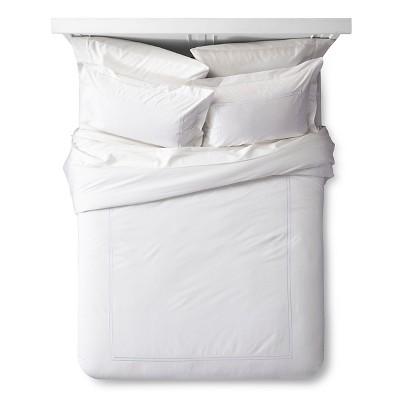 Classic Hotel Comforter Set (Queen)White 3pc - Fieldcrest™