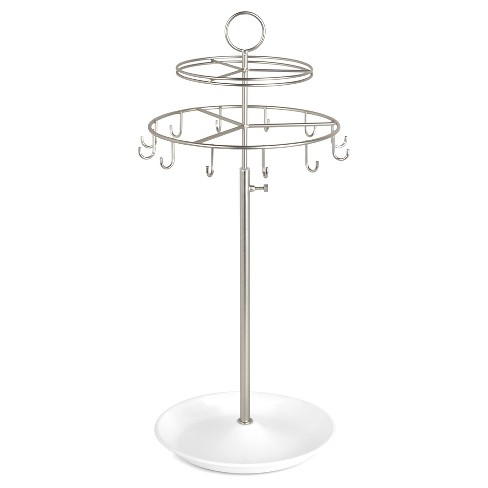 Loft by Umbra™ Spinner Jewelry Stand - Nickel - image 1 of 2