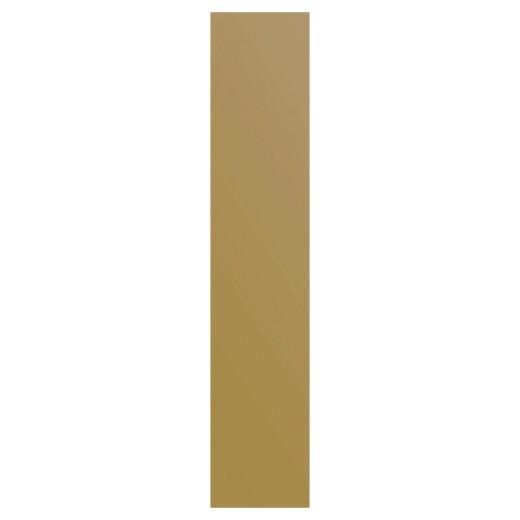 Tempaper self adhesive removable wallpaper stripes gold for Gold self adhesive wallpaper