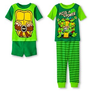 Nickelodeon Teenage Mutant Ninja Turtles Toddler Boys