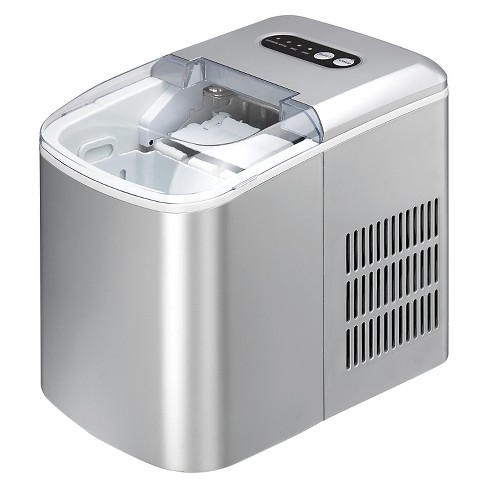 Sunpetown Portable Ice Maker - Silver - image 1 of 2