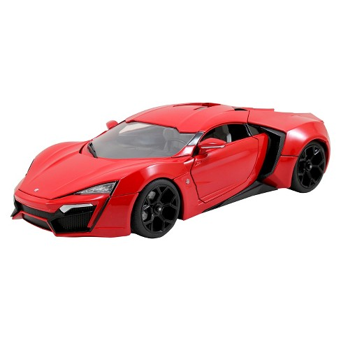 Fast & Furious 1:18 Diecast - Lykan Hypersport - image 1 of 7