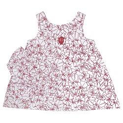 NCAA Indiana Hoosiers Girls Toddler Dress