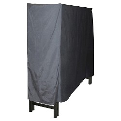 "Pleasant Hearth 4"" Full Polyester Cover - Black"