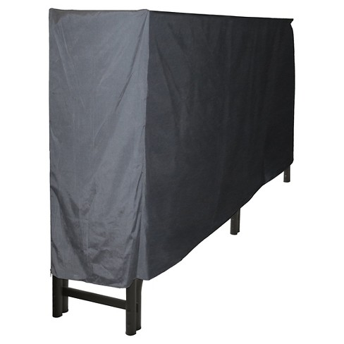 "Pleasant Hearth 8"" Full Polyester Cover - Black - image 1 of 1"