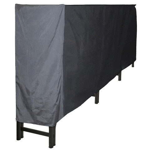"Pleasant Hearth 12"" Full Polyester Cover - Black - image 1 of 1"