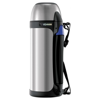 Zojirushi 32oz. Stainless Steel Vacuum Insulated Bottle with SlickSteel® Interior - Stainless Steel