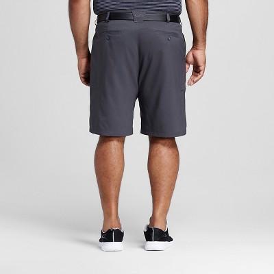 Men's Big Cargo Golf Shorts Railroad Gray 48 - C9 Champion