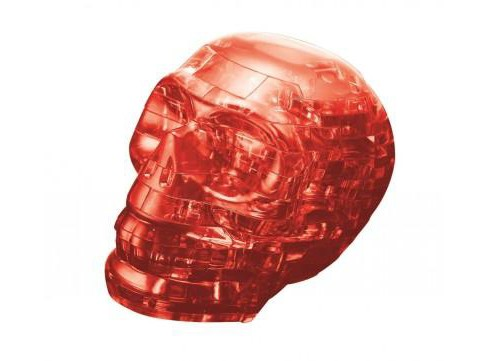 3d Crystal Puzzle - Skull Red (Original) (General merchandise) - image 1 of 1