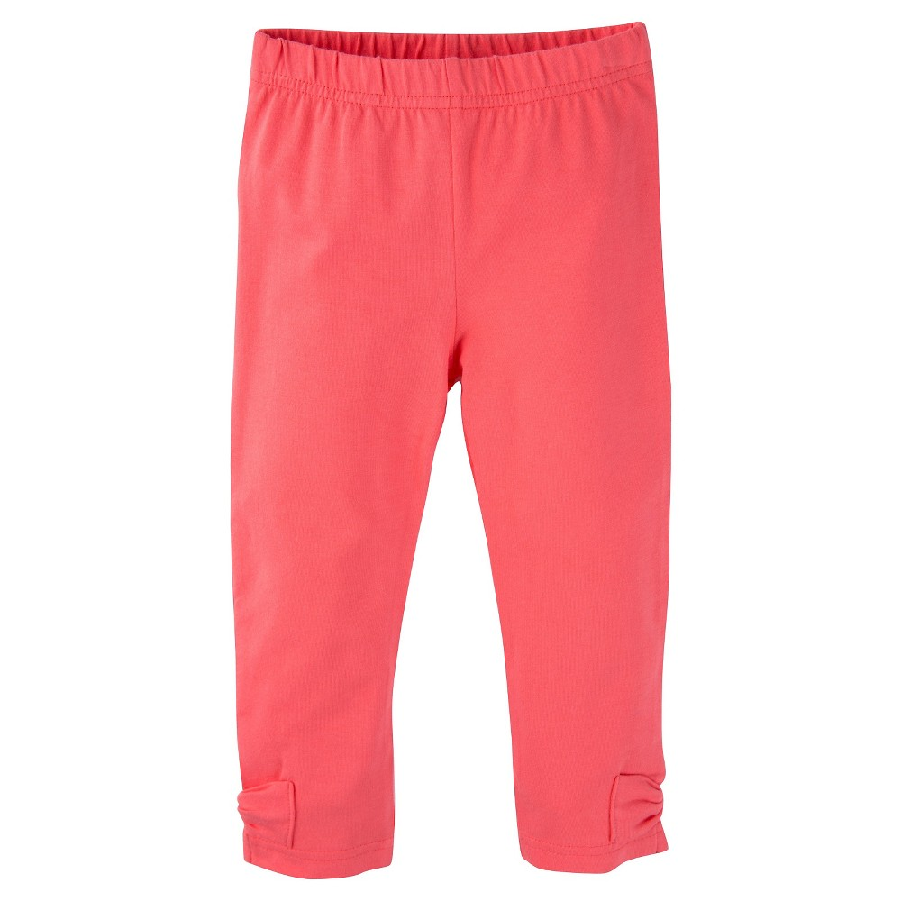 Gerber Toddler Girls Leggings Pant - Pink 24 M