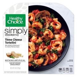 Healthy Choice Simply Organic Cheese Tortellini 9.5 oz