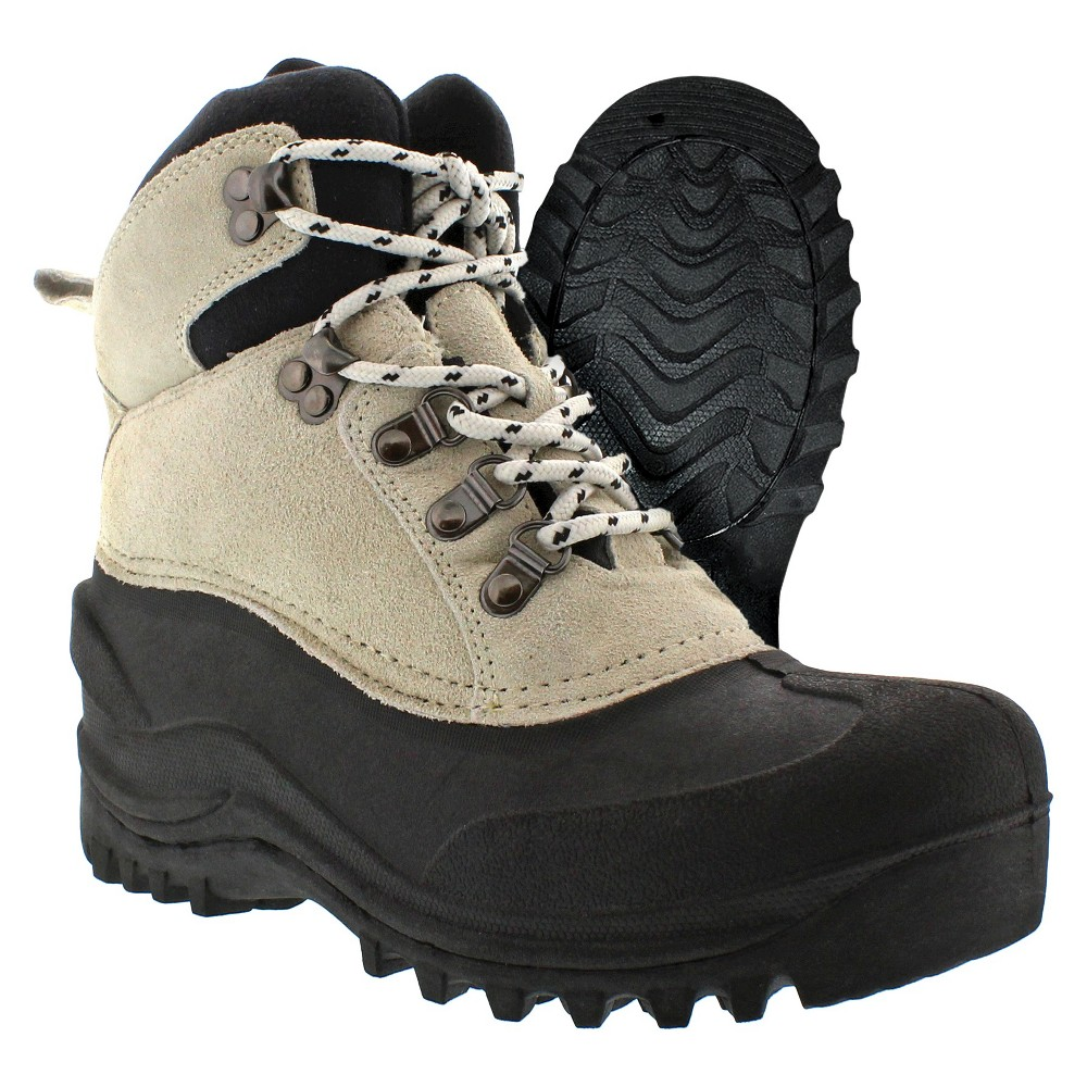 Womens Itasca Ice Breaker Winter Boots - Light Tan 10, Beige