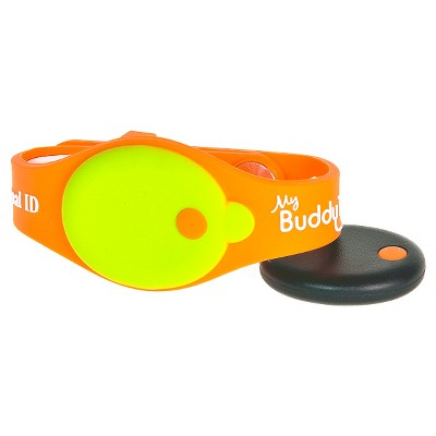 BuddyTag Movement Baby Monitor - Orange