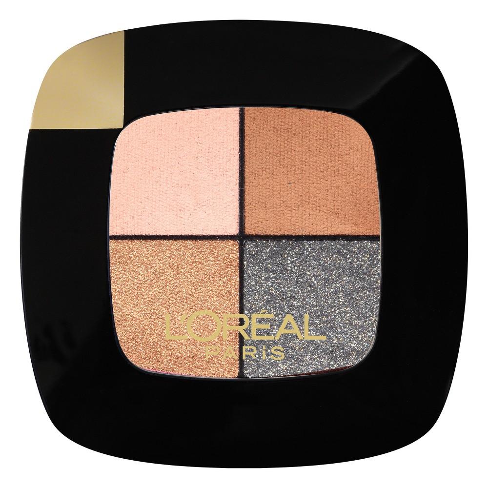L'Oreal Paris Colour Riche Eyeshadow Quads French Biscuit 104