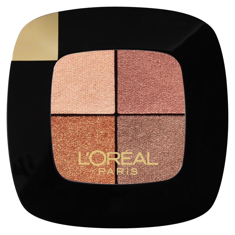 L'Oreal Paris Colour Riche Eyeshadow Quads Boudoir Charm 106