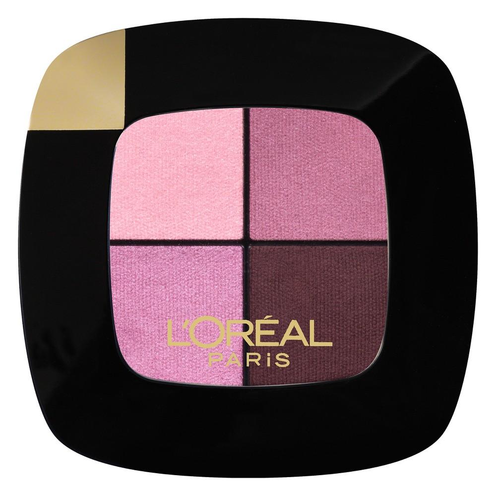 L'Oreal Paris Colour Riche Eyeshadow Quads Violet Amour 114