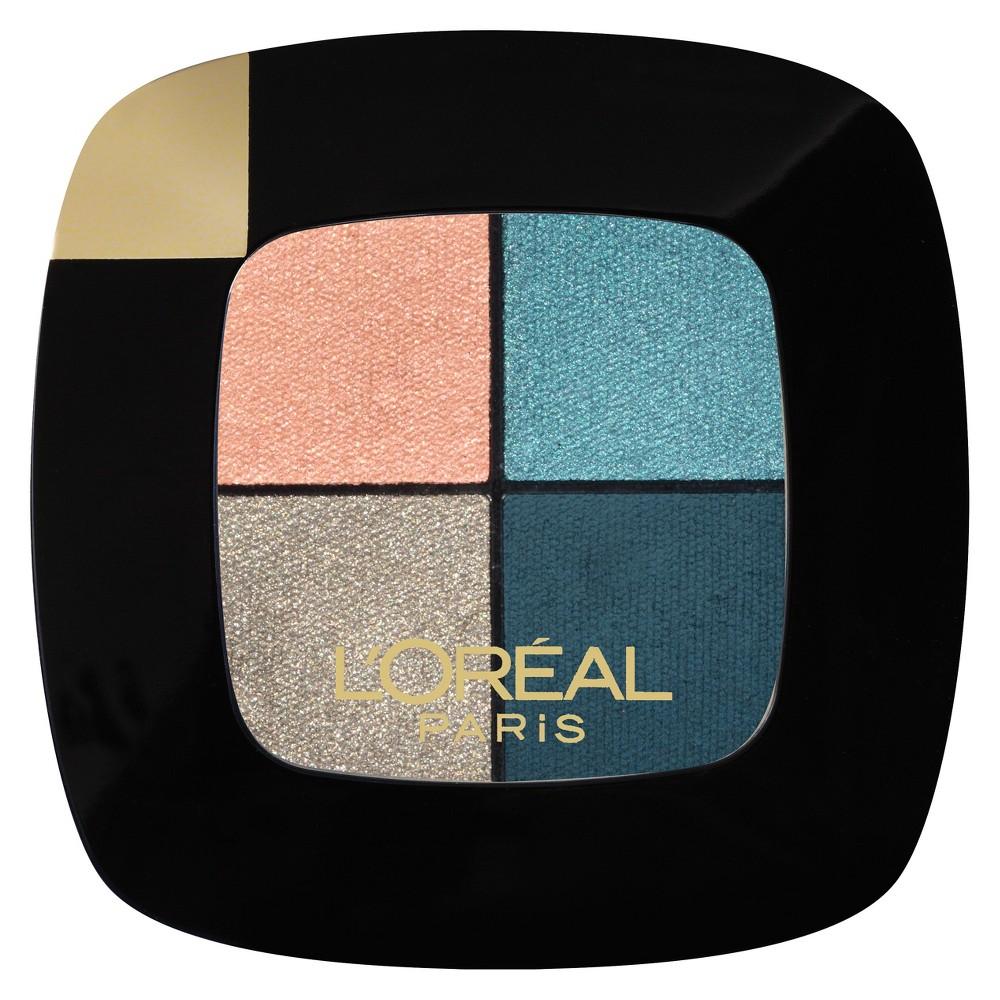 L'Oreal Paris Colour Riche Eyeshadow Quads Haute Hazel 116