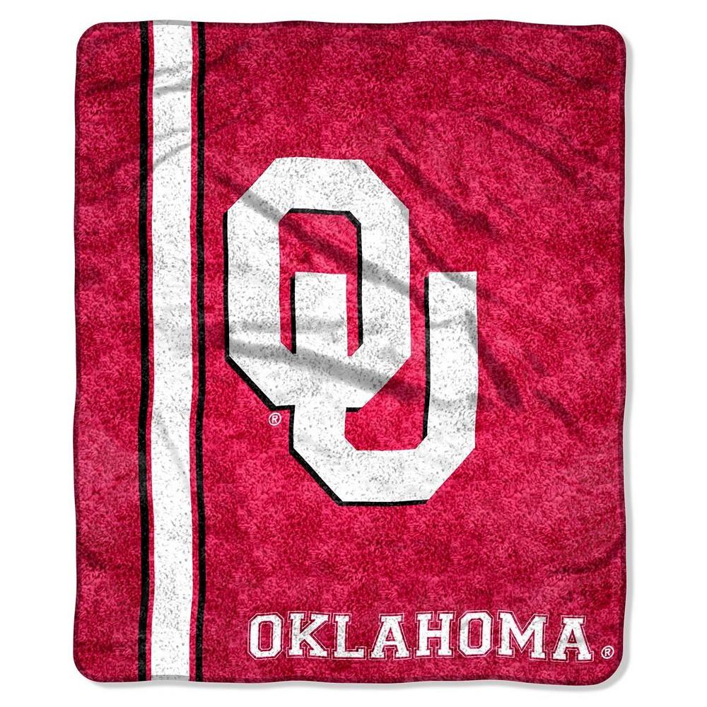 NCAA Sherpa Throw-Oklahoma Sooners, Oklahoma Sooners