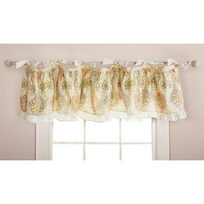 Trend Lab Waverly® Rosewater Glam Window Valance