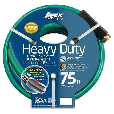 5/8  x 75' Apex Heavy Duty Ultra Flexible Hose